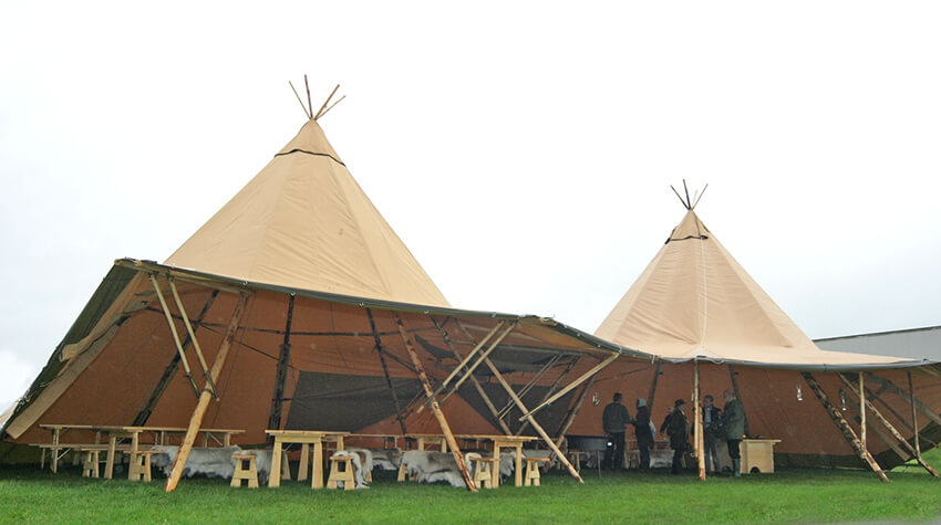 Double Tipi 1