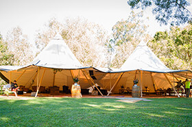 The Tipi Hire Co - Double Tipi